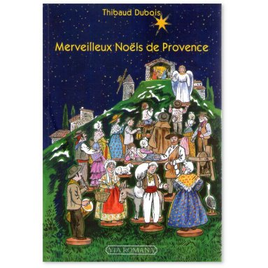 Thibaud Dubois - Merveilleux Noëls de Provence