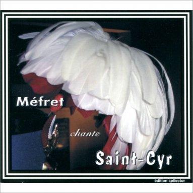 Jean-Pax Mefret - Méfret chante Saint-Cyr