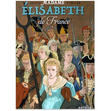 Coline Dupuy - Madame Elisabeth de France