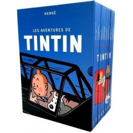 Hergé - Les aventures de TIntin