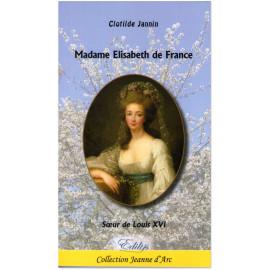 Clotilde Jannin - Madame Elisabeth de France