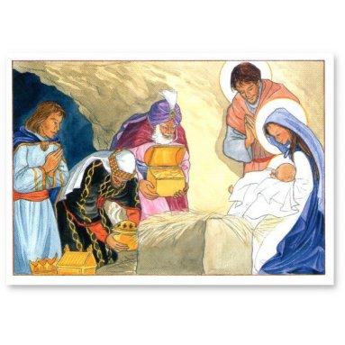 Joëlle d'Abbadie - L'or, l'encens et la myrrhe