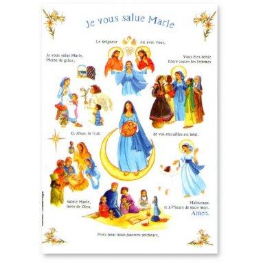 Christelle Fargue - Je vous salue Marie