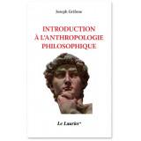 Introduction à l'antropologie philosophique