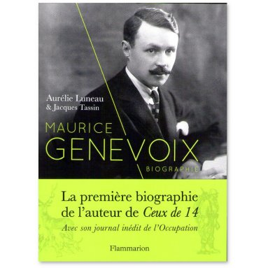 Jacques Tassin - Maurice Genevoix