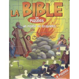 La Bible en puzzles - Un Peuple de Croyants
