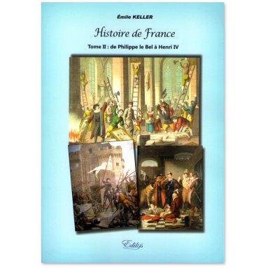 Histoire de France Tome II