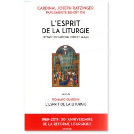 Cardinal Joseph Ratzinger - L'esprit de la Liturgie