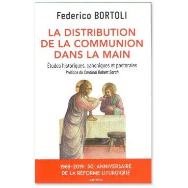 Don Frederico Bortoli - La distribution de la communion dans la main