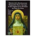 Histoire de la bienheureuse Marguerite-Marie Alacoque