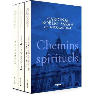 Cardinal Robert Sarah - Chemins spirituels