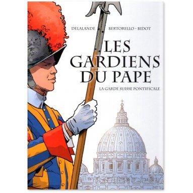 Arnaud Delalande - Les Gardiens du Pape