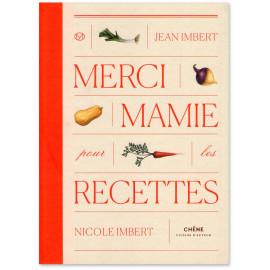 Merci Mamie pour les recettes