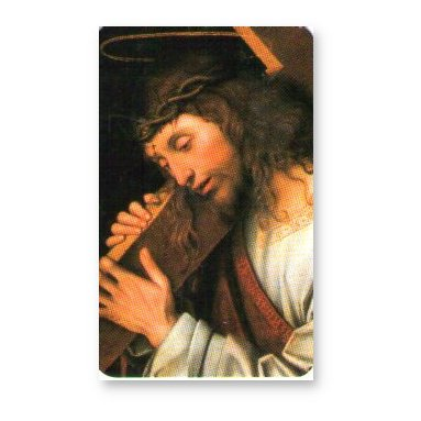 Carte prière - Les prières du chrétien - CB1244