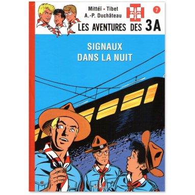 André-Paul Duchâteau - Les aventures des 3 A - Tome 7