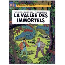 Yves Sente - Les aventures de Blake et Mortimer - Volume 26