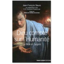Jean-François Steurs - Dieu compte sur l'humanité