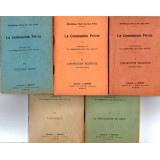 La Communion Privée - 5 volumes