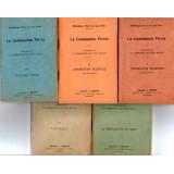 La Communion Privée - 5 volumes