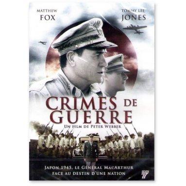 Peter Weber - Crimes de guerre
