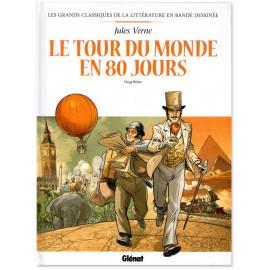 Jules Verne - Le tour du monde en 80 jours