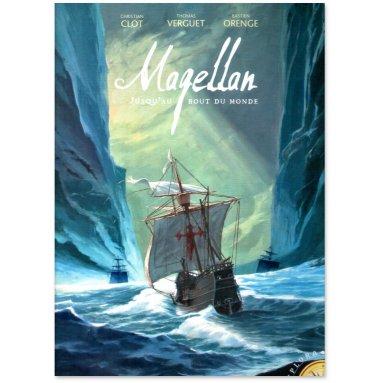 Christian Clot - Magellan jusqu'au bout du monde