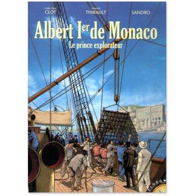 Philippe Thirault - Albert Ier de Monaco