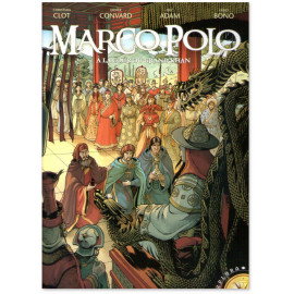 Marco Polo à la Cour du Grand Khan