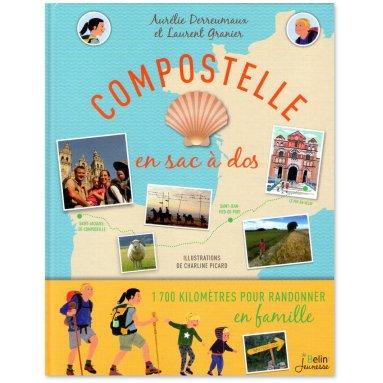 Aurélie Derreumaux - Compostelle en sac à dos