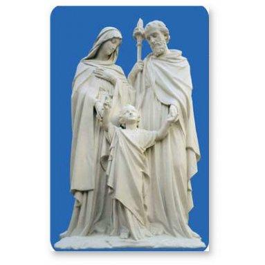 Carte prière - Sainte Famille - CB1128A