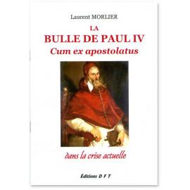 Laurent Morlier - La Bulle de Paul IV