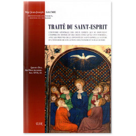 Mgr Jean-Joseph Gaume - Traité du Saint-Esprit