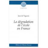 La dégradation de l'école en France