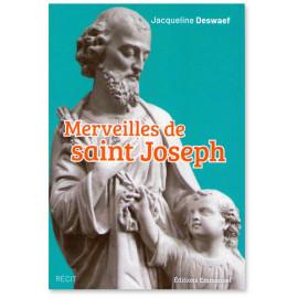 Jacqueline Deswaef - Merveilles de saint Joseph