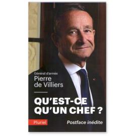 Général Pierre de Villiers - Qu'est-ce qu'un chef ?