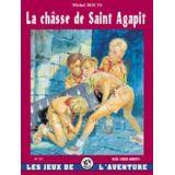 La châsse de Saint Agapit