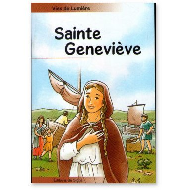 Père Denis Metzinger - Sainte Geneviève