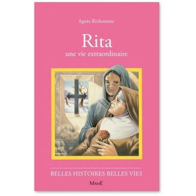 Agnès Richomme - Rita une vie extraordinaire
