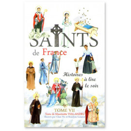Les Saints de France Tome 7