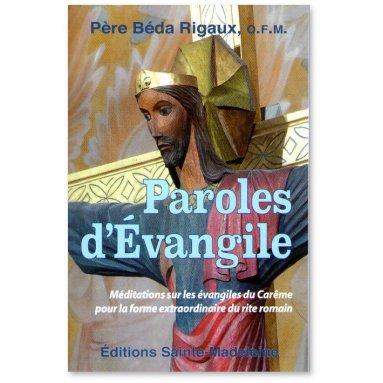 Père Beda Rigaux, o.f.m. - Paroles d'Evangile