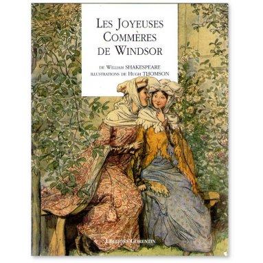 William Shakespeare - Les Joyeuses Commères de Windsor