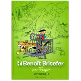 Peyo - Benoît Brisefer - L'intégrale 5