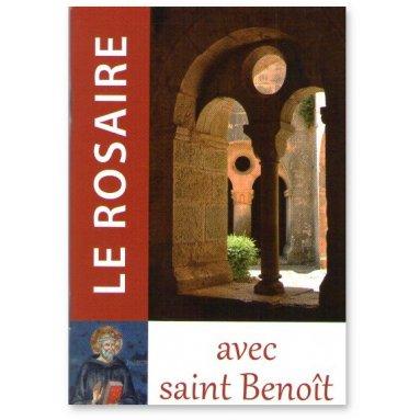 Saint Benoît - Le Rosaire avec saint Benoît