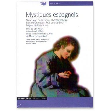 Saint Jean de la Croix - Mystiques espagnols - CD MP 3