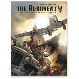 Vincent Brugeas - The Regiment Tome 3