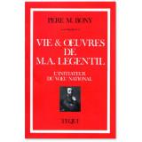 Vie et oeuvres de A. Legentil