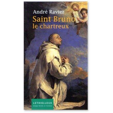 André Ravier - Saint Bruno le chartreux
