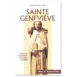 Janine Hourcade - Sainte Geneviève