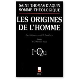 Saint Thomas d'Aquin - Les origines de l'homme