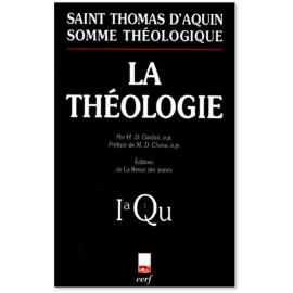 Saint Thomas d'Aquin - La Théologie